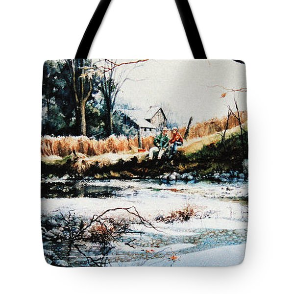 Our Special Place Tote Bag by Hanne Lore Koehler