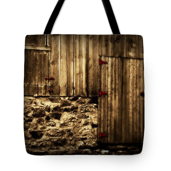 Out Of Place 2 Tote Bag by Julie Hamilton