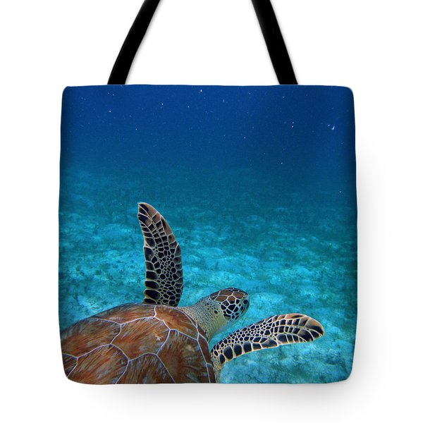 Out To Sea Tote Bag by Kimberly Mohlenhoff