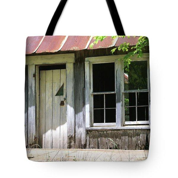 Ozark Home Tote Bag by Marty Koch