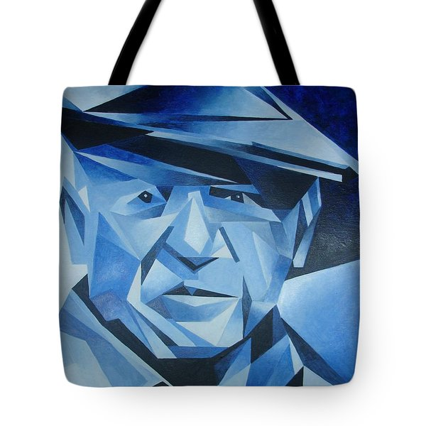 Pablo Picasso The Blue Period Tote Bag by Tracey Harrington-Simpson