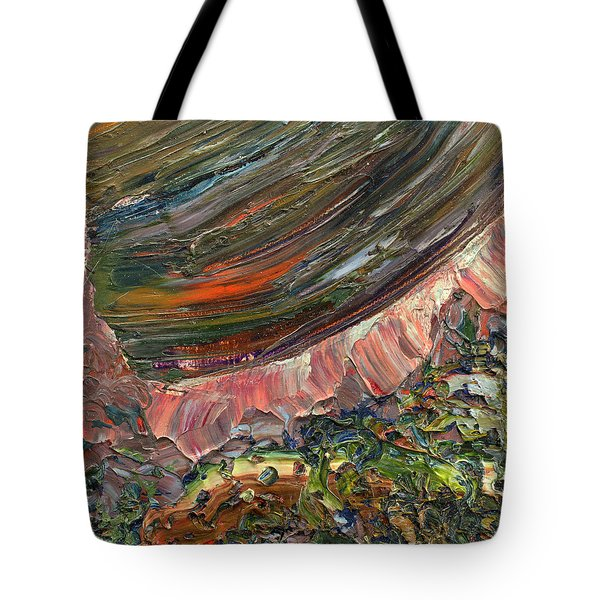 Paint Number 10 Tote Bag by James W Johnson