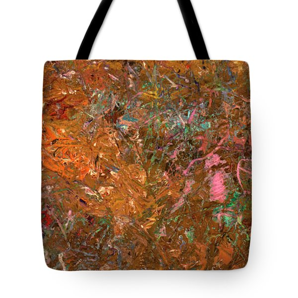 Paint Number 19 Tote Bag by James W Johnson