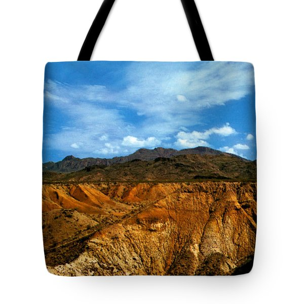 Painted Desert Tote Bag by Ruth  Housley