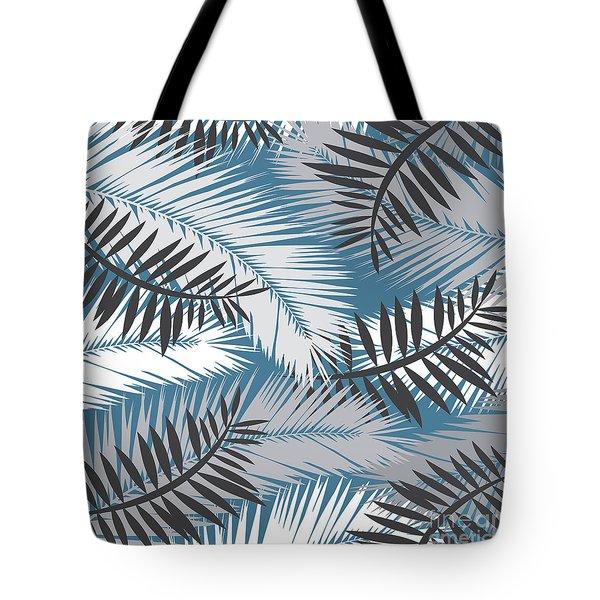 Palm Trees 10 Tote Bag by Mark Ashkenazi