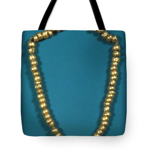 Panama: Gold Beads, C1000 Tote Bag by Granger