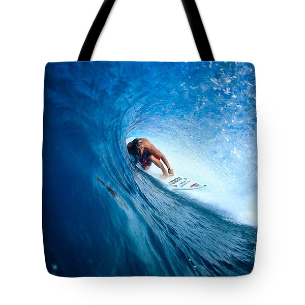 Pancho In The Tube Tote Bag by Vince Cavataio - Printscapes