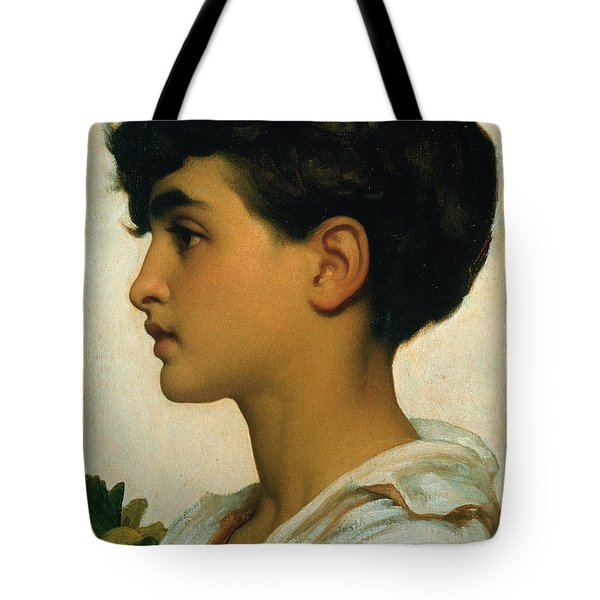 Paolo Tote Bag by Frederic Leighton