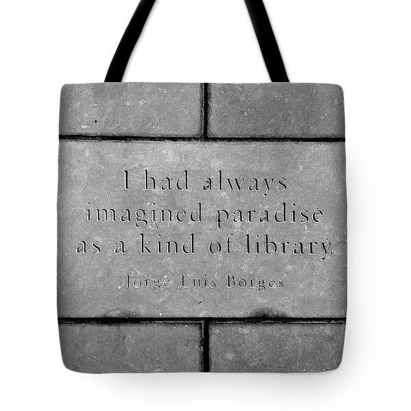 Paradise For Some Tote Bag by Angelina Vick