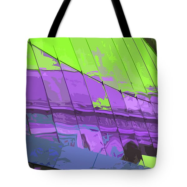 Paris Arc De Triomphe Tote Bag by Yuriy  Shevchuk