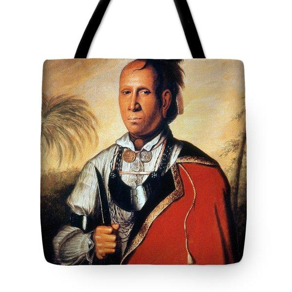 Parsons - Cherokee 1762 Tote Bag by Granger