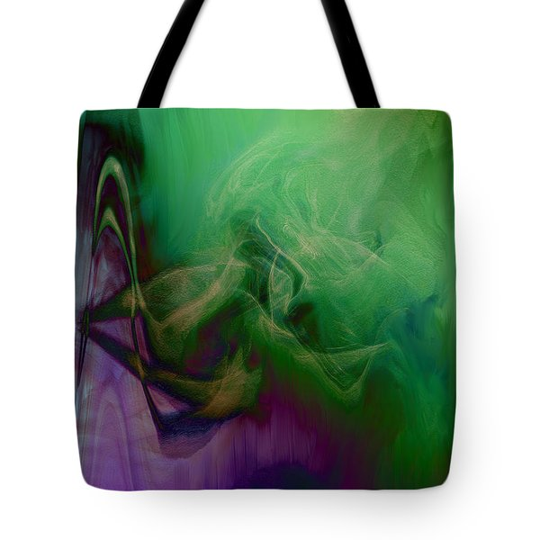 Part Of Rapture Tote Bag by Linda Sannuti