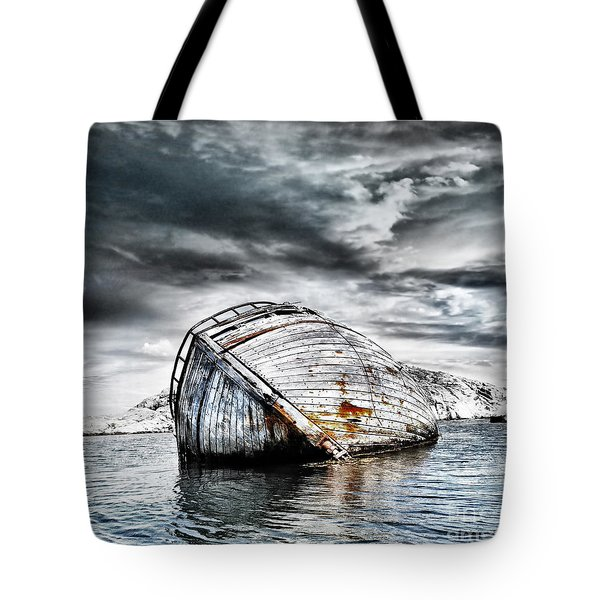Past Glory Tote Bag by Photodream Art