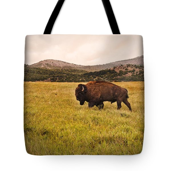Past His Prime Tote Bag by Tamyra Ayles