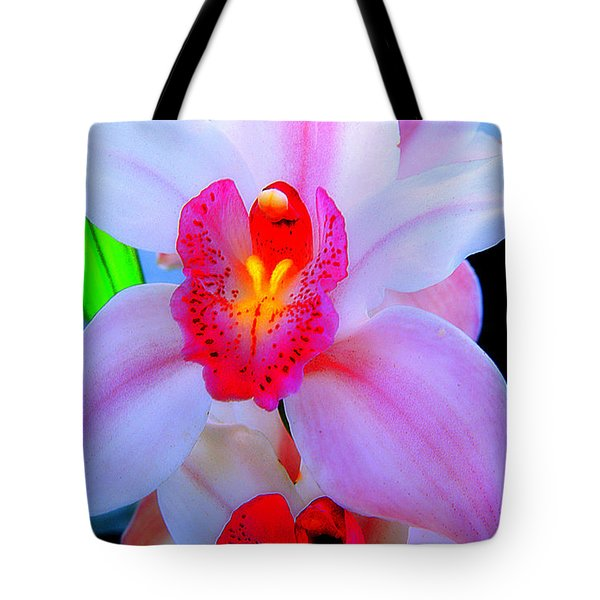 Pastel Pagentry Tote Bag by Clayton Bruster