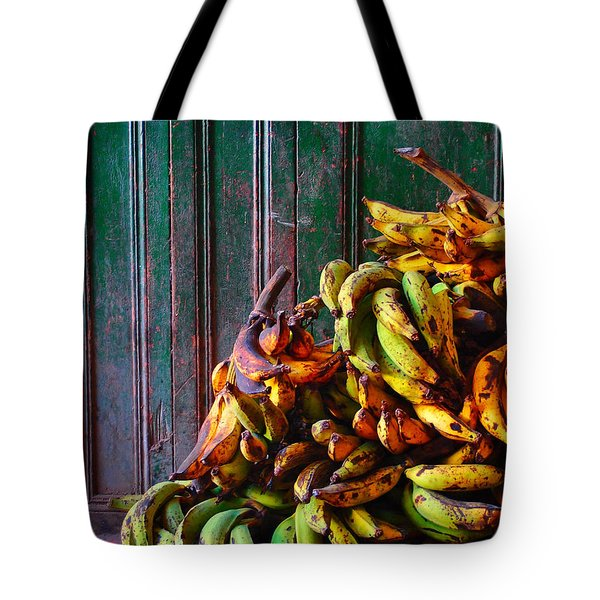 Patacon Tote Bag by Skip Hunt