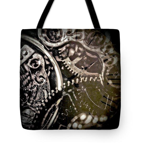 Patience Tote Bag by Susan Maxwell Schmidt