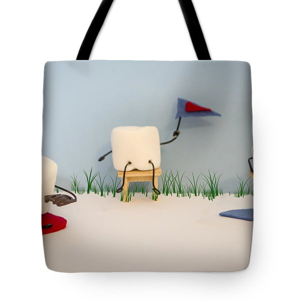 Patisserie Pastime Tote Bag by Heather Applegate