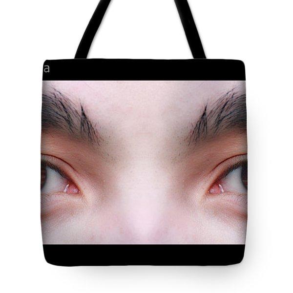 Patriotic Eyes - Poster Tote Bag by James BO  Insogna