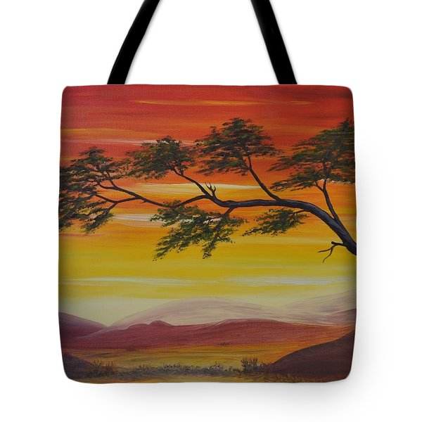 Peacefulness Tote Bag by Georgeta  Blanaru
