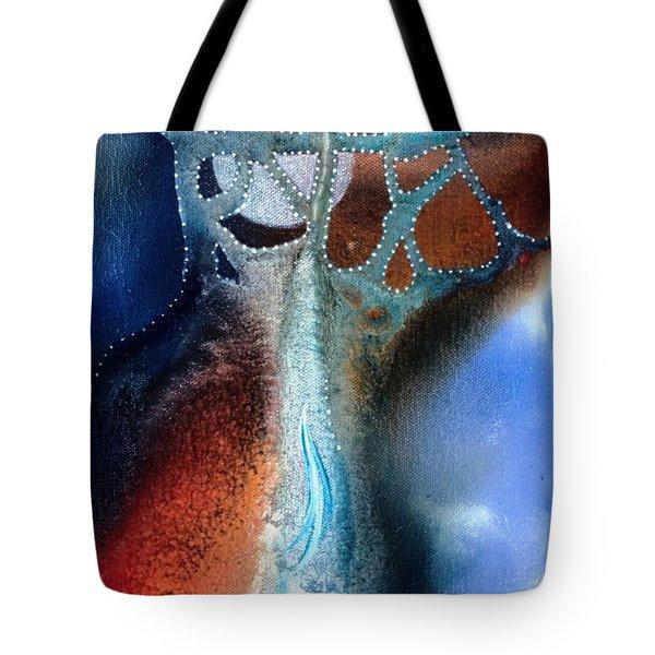 Pearl Of The Orient Tote Bag by Lee Pantas