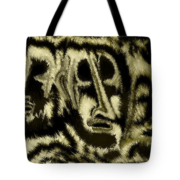 People Tote Bag by Rafi Talby