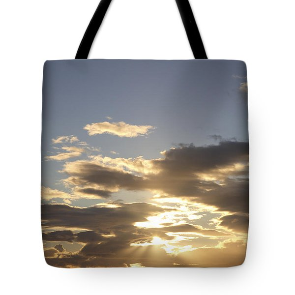 People Silhouette Sunset Tote Bag by Brandon Tabiolo - Printscapes