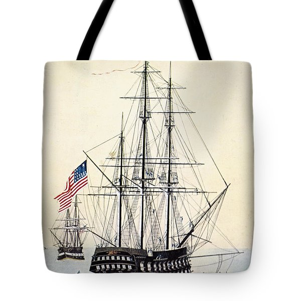 Perrys Expedition To Japan Tote Bag by Granger