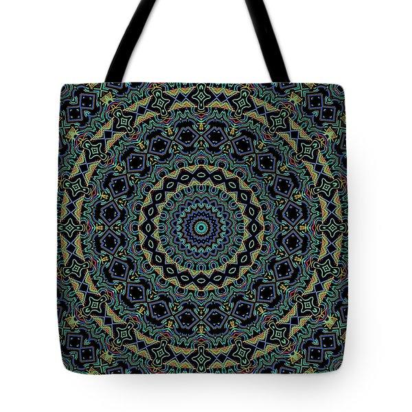 Persian Carpet Tote Bag by Joy McKenzie