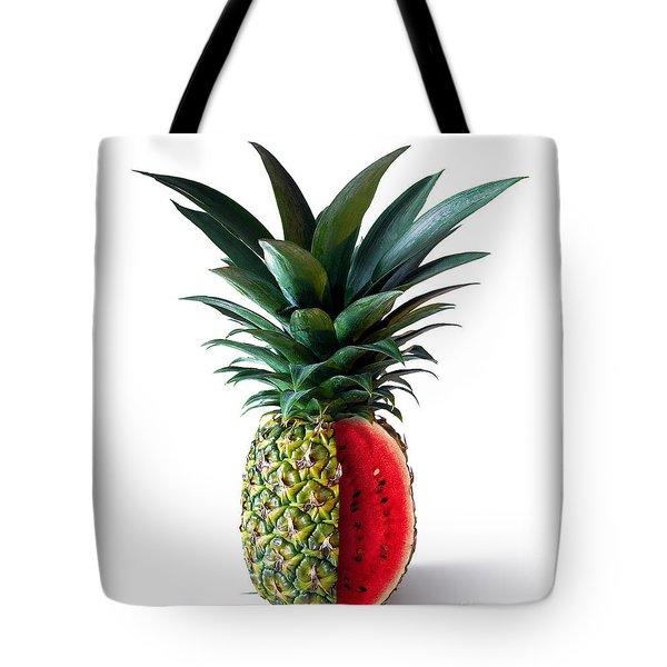 Pinemelon 2 Tote Bag by Carlos Caetano