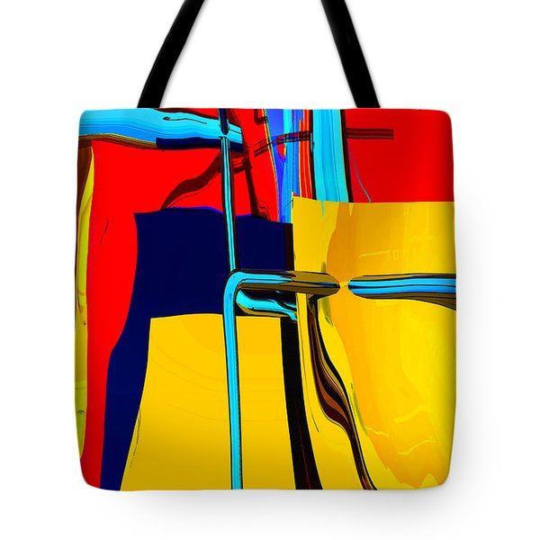 Pipe Dream Tote Bag by Richard Rizzo