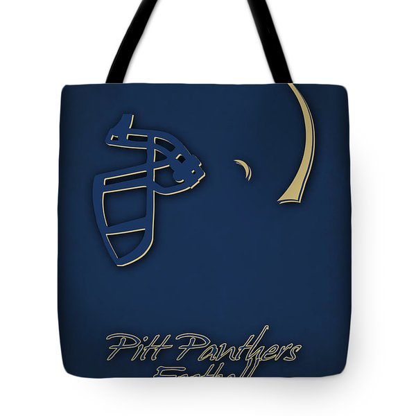 Pitt Panthers Tote Bag by Joe Hamilton