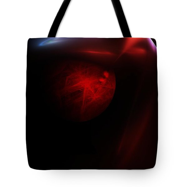 Planet Builder Tote Bag by David Lane