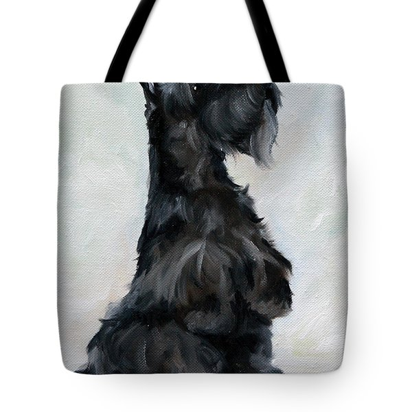 Please Tote Bag by Mary Sparrow