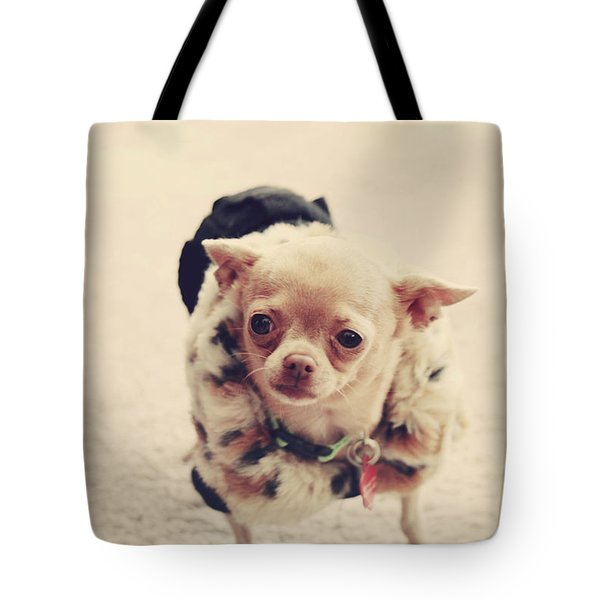 Please Meet Zoe Tote Bag by Laurie Search