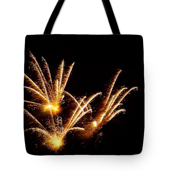 Poof Tote Bag by Phill Doherty