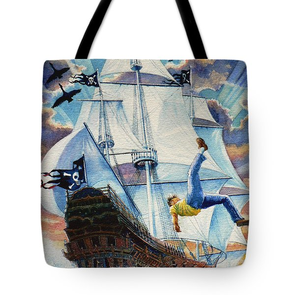 Pooka Hill 11 Tote Bag by Hanne Lore Koehler