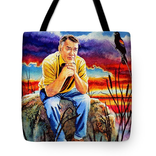 Pooka Hill 2 Tote Bag by Hanne Lore Koehler
