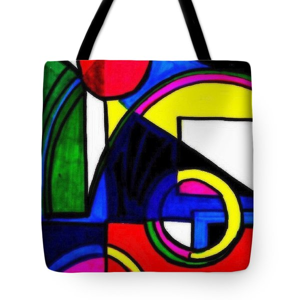 Pool Party Tote Bag by WBK