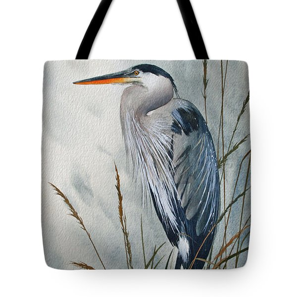 Portrait In The Wild Tote Bag by James Williamson