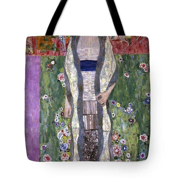 Portrait Of Adele Bloch-bauer II Tote Bag by Gustav Klimt