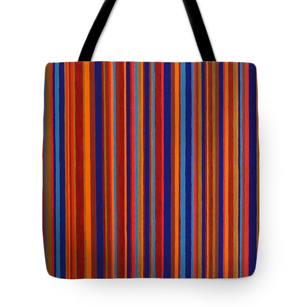 Post Pictura Tote Bag by Oliver Johnston