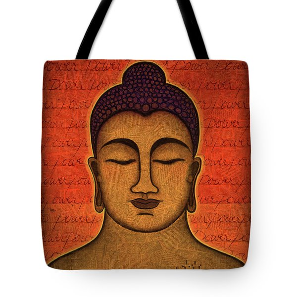 Power Tote Bag by Gloria Rothrock