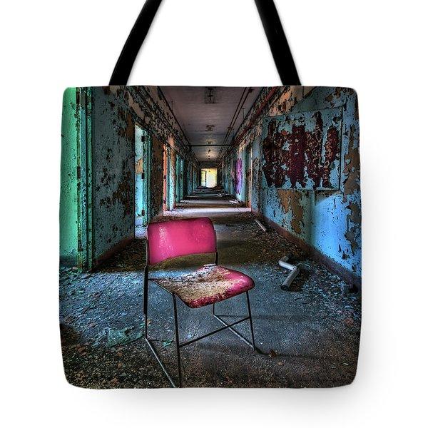 Presence Tote Bag by Evelina Kremsdorf
