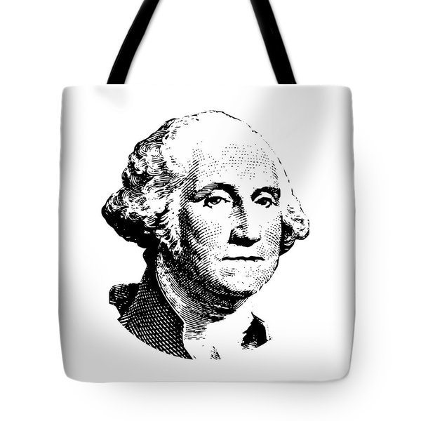 President Washington Tote Bag by War Is Hell Store