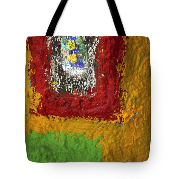 Pretty As A Picture Tote Bag by Skip Hunt