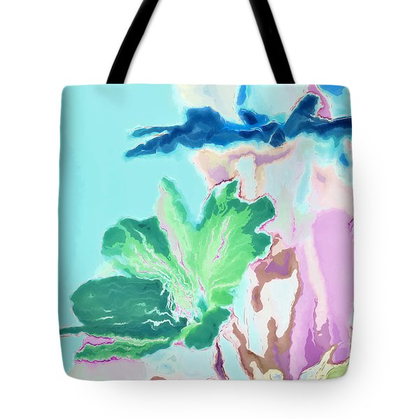 Pretty Bouquet A09z Tote Bag by Variance Collections