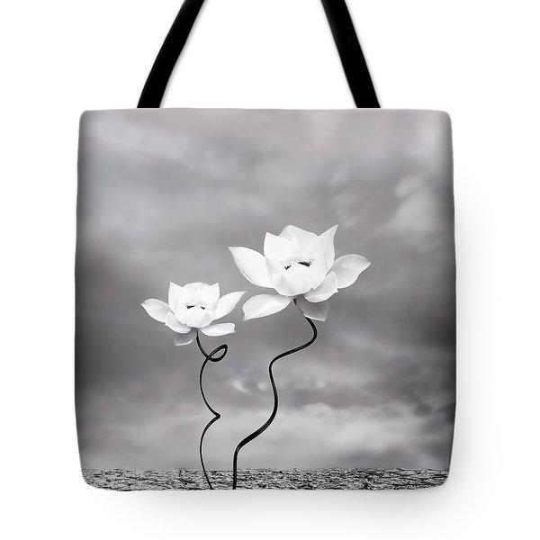 Prevail Tote Bag by Jacky Gerritsen