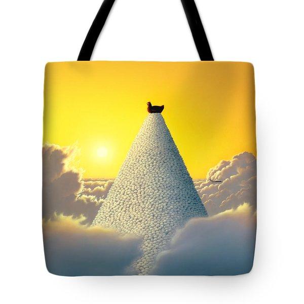 Productivity Tote Bag by Jerry LoFaro