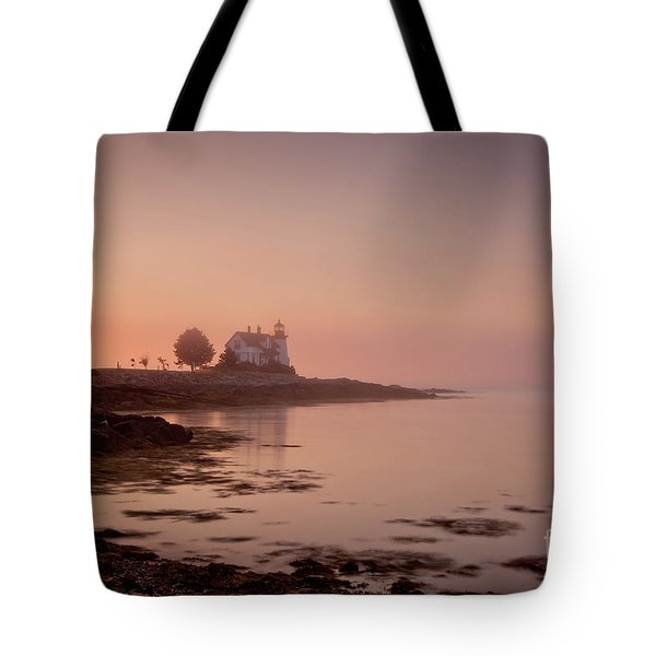 Prospect Harbor Dawn Tote Bag by Susan Cole Kelly